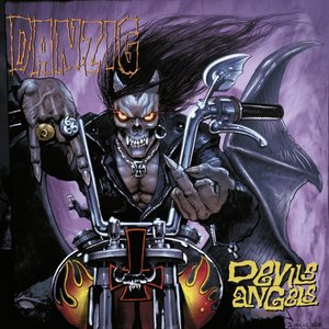 "Devils Angels (Lim.Purple 7"" Vinyl-Single)"