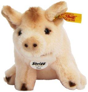 Steiff 71898 - Sissi Schweinchen, rosa, 15 cm