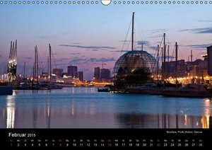 Kruse, J: Ligurien - die italienische Riviera (Wandkalender
