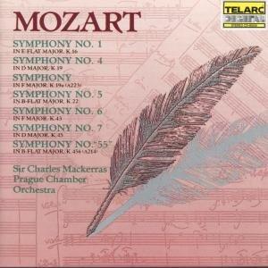 Sinfonien 1,4-7,55