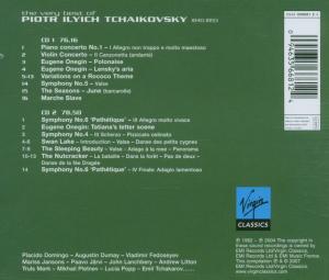 The Very Best Of Tchaikovsky - zum Schließen ins Bild klicken