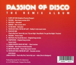 Passion Of Disco-Remix Album