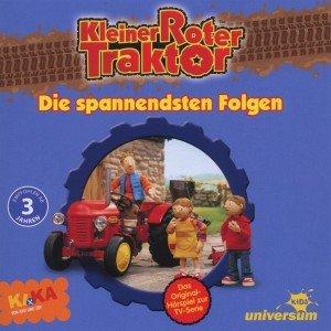 Kleiner Roter Traktor-Die spannendsten Folgen CD