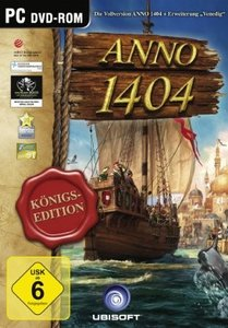 Anno 1404 - Königs-Edition (Software Pyramide)