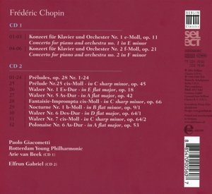 Piano Concertos,Preludes