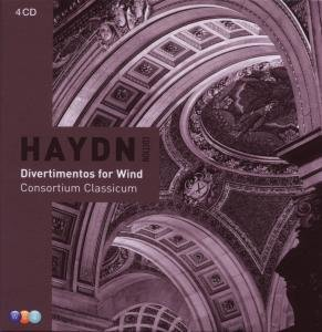 Divertimentos For Wind (Haydn Edition)