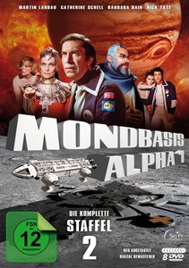 Mondbasis Alpha 1 - Extended Version - Staffel 1 (Neuabtastung)