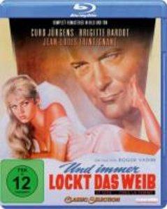 Und immer lockt das Weib (Blu-ray)