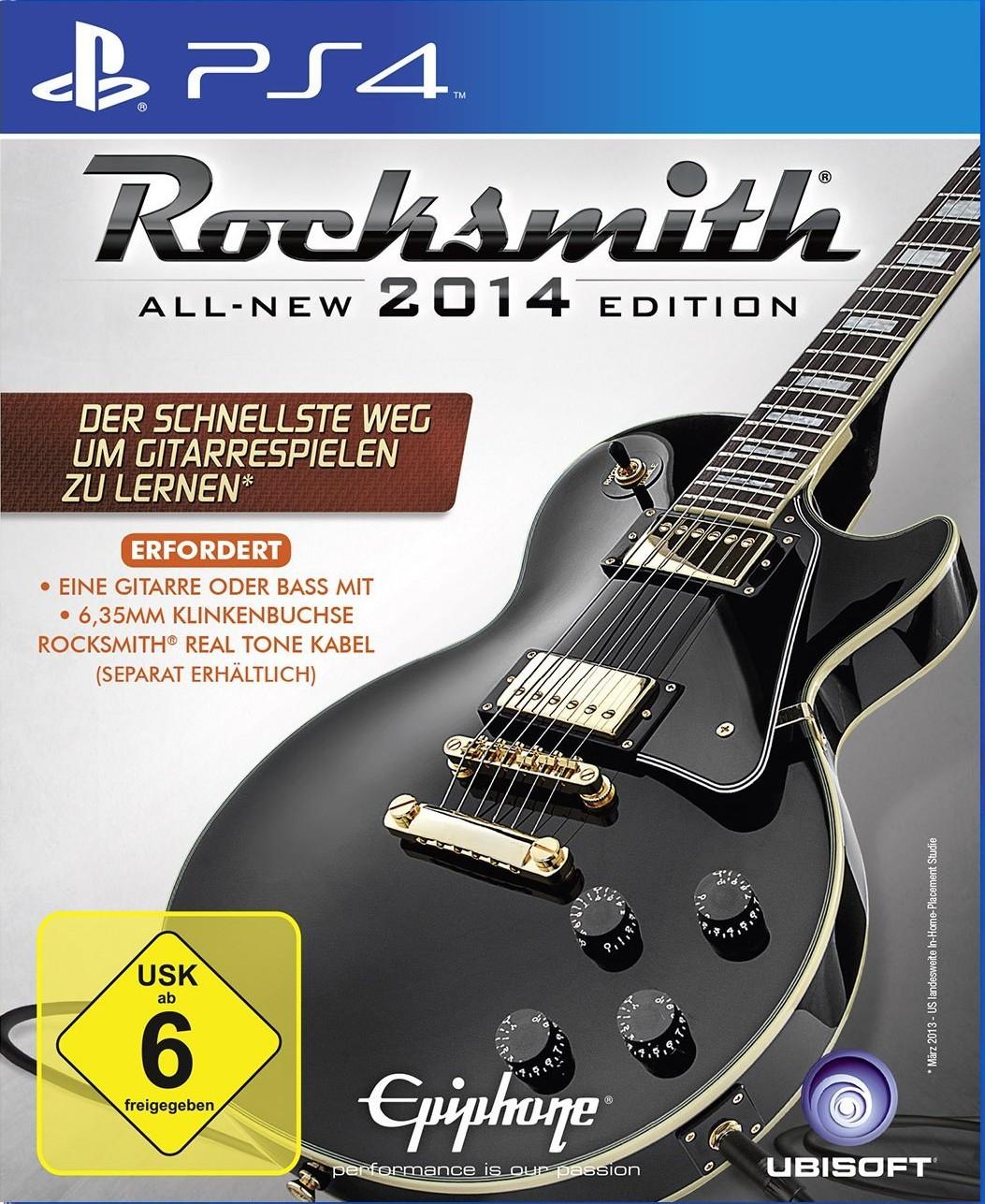 Rocksmith ALL-NEW 2014 EDITION - zum Schließen ins Bild klicken