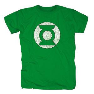 Green Lantern Logo,Shirt,GR M,Grün