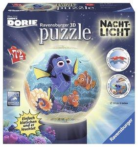 Ravensburger Puzzleball Disney Pixar Findet Dorie Nachtlicht 72