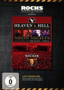 Neon Nights-Live At Wacken (Rocks Edition)
