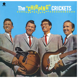 The Chirping Crickets+4 Bonus Tracks!