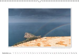 Emotional Moments: Mallorca - the West. UK-Version (Wall Calenda