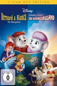 Bernard & Bianca - Die Mäusepolizei & Bernard und Bianca im Käng