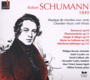 Robert Schumann: 1849-Kammermusik für Bläser