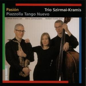 Pasion-Piazzolla Tango Nuevo