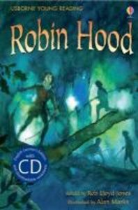 Robin Hood. Book + CD