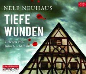 Nele Neuhaus: Tiefe Wunden