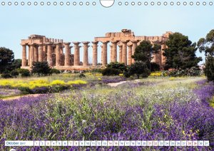 Sizilien - Italien mal anders (Wandkalender 2017 DIN A4 quer)