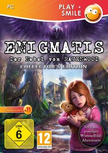 play+smile - Enigmatis: Der Nebel von Ravenwood - Collectors Edi