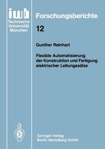 Flexible Automatisierung der Konstruktion und Fertigung elektris