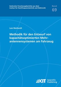 Methodik für den Entwurf von kapazitätsoptimierten Mehrantennen