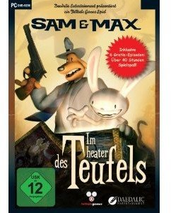 Sam & Max 3 (PC-DVD)