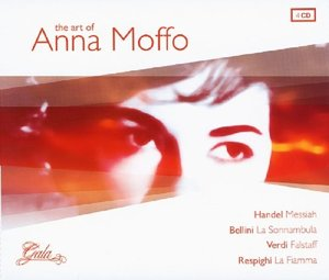 The Art Of Anna Moffo