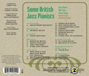 Some British Jazz Pianists