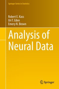 Analysis of Neural Data