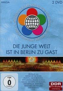 Weltfestspiele der Jugend (40 Jahre Friedensfest)
