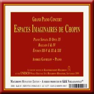 Klaviersonate 2/+Balladen/Etuden