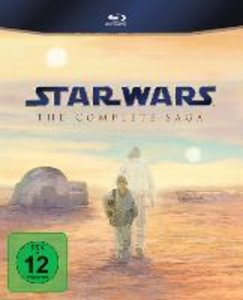 Star Wars - Complete Saga 1-6
