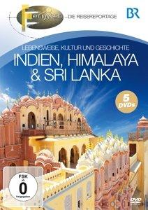 BR Fernweh: Indien, Himalaya & Sri Lanka