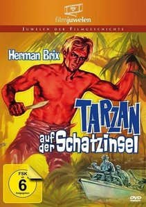 Tarzan auf der Schatzinsel - mit Herman Brix (Filmjuwelen)