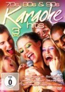 70s,80s & 90s Karaoke Hits