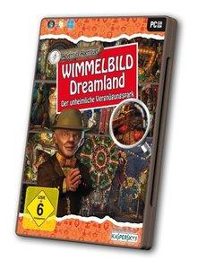 Wimmelbild: Dreamland - Der unheimliche Vergrnügungspark