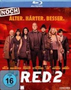 R.E.D.2-Noch älter.Härter.Besser.(Blu-ray)