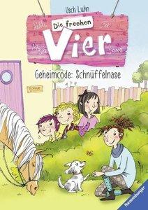 Geheimcode: Schnüffelnase