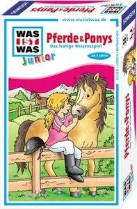 Was ist Was Junior Pferde & Ponys
