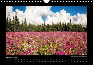 Bergwitz, U: Alaska 2015 Wildes Land am Ende der Welt (Wandk