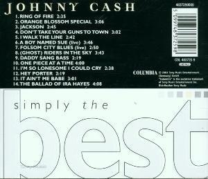 Einfach Das Beste-Johnny Cash