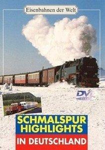 Eisenbahnen der Welt - Schmalspur Highlights in Deutschland