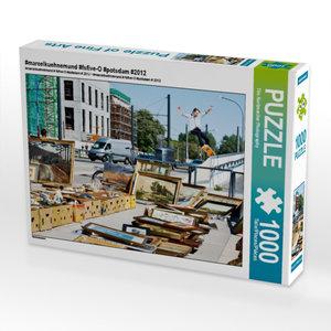 #marcelkuehnemund #fsfive-O #potsdam #2012 1000 Teile Puzzle que