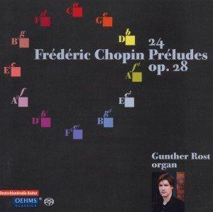 24 Preludes op.28