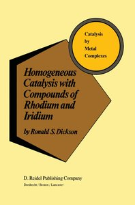 Homogeneous Catalysis with Compounds of Rhodium and Iridium