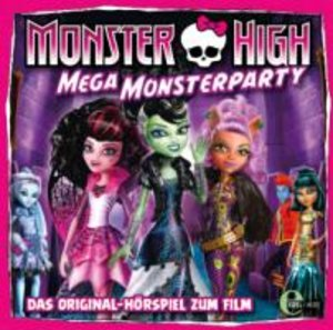 "Monster High 01 ""Mega Monsterparty"""