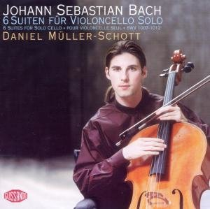 6 Suiten Für Violoncello Solo