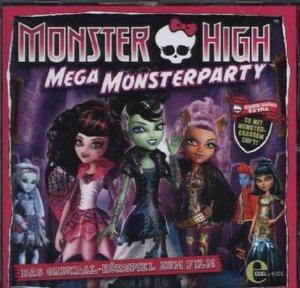 """Monster High 01 """"Mega Monsterparty"""""""